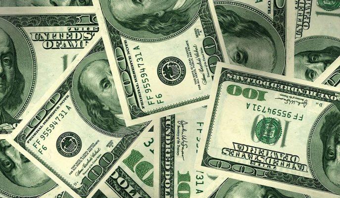 Dolar MB'nin Hamleleri ile Dün Gece 5,30'a Kadar Geriledi