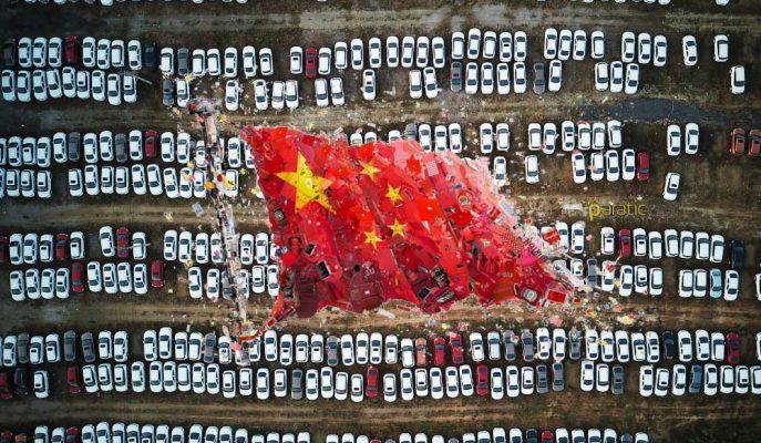 Ekonominin Sağlığını Gösteren Çin Otomobil Satışları 8. Ayında da Düştü