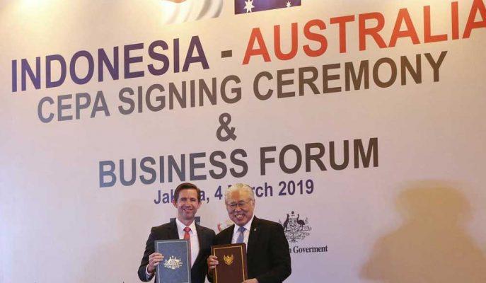 Endonezya ile Avustralya Arasında Serbest Ticaret Anlaşması İmzalandı!