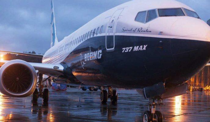 Endonezyalı Hava Yolu Şirketi 6 Milyar $'lık Boeing 737 Max Siparişini İptal Ediyor