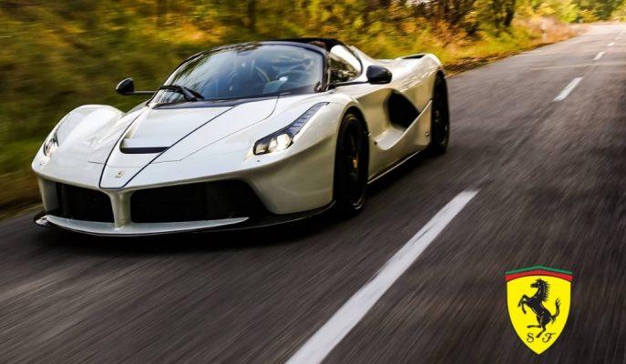 Ferrari, LaFerrari Aperta'sı Dahil Bazı Modellerini Yangın Riskiyle Geri Çağırıyor!