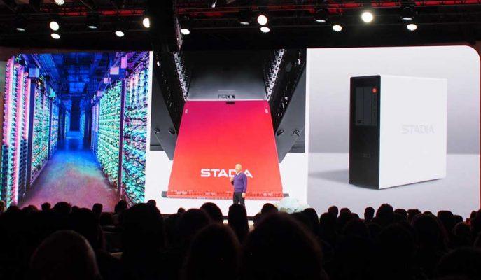 Google'ın Oyun Platformu Stadia Gücünü AMD GPU'sundan Alacak!
