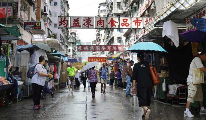 Hong Kong Halkının Büyük Bölümü Bölgenin 25 Yıl İçindeki Geleceğine Güvenmiyor