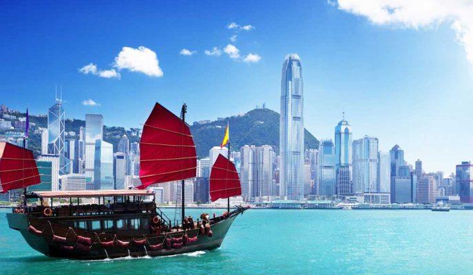Hong Kong'un Konut Yetersizliğine Çözümü 80 Milyar Dolarlık Yapay Ada İnşa Etmek