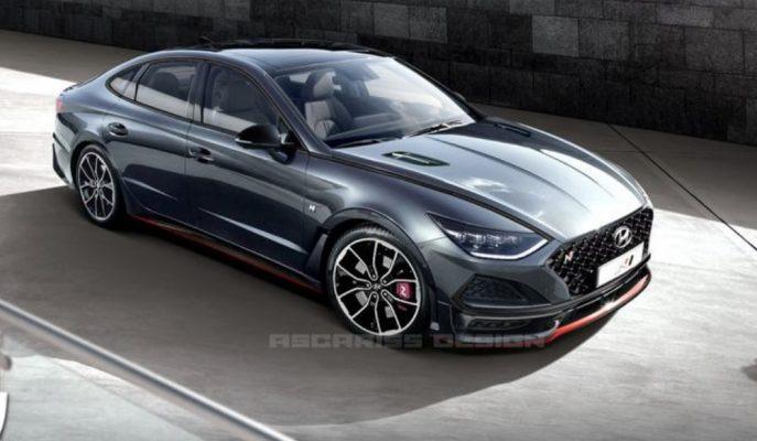 """Hyundai Sonata Yeni Kasasında """"N Versiyon""""la Taçlandırılabilir!"""