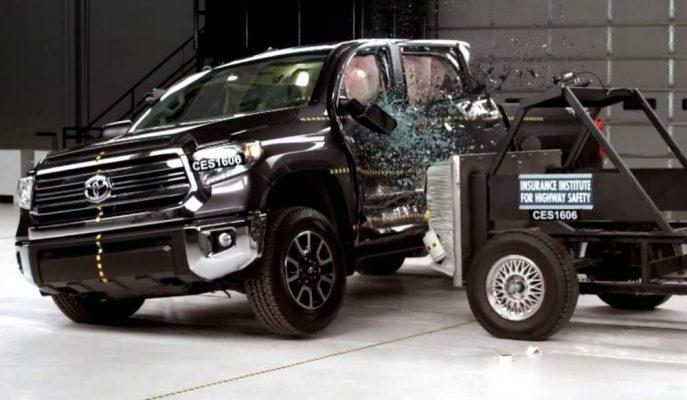 IIHS'nin Pick-up Sınıfı için Yaptığı Kaza Testlerinde Şaşırtıcı Sonuçlar Çıktı!