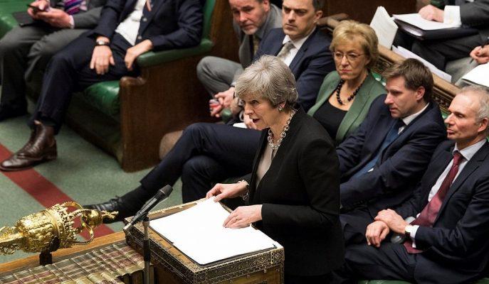 İngiliz Parlamentosu Hükümetin Yetkisini 1 Günlüğüne Elinden Aldı