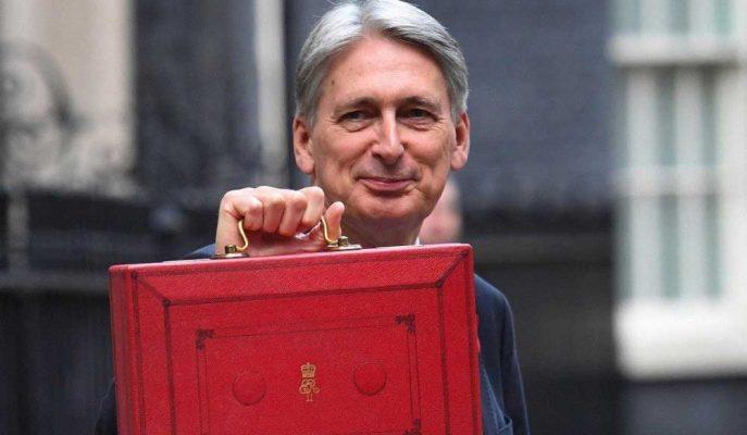 Bahar Bildirisinde İngiltere'nin 2019 Büyüme Tahmini %1,2'ye İndi