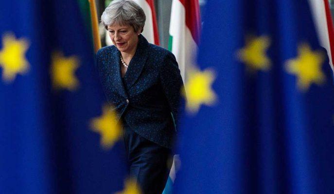 İngiltere Başbakanı Theresa May Brexit için 3 Ay Gecikme Talep Etti
