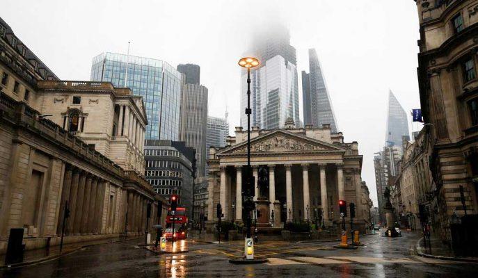 İngiltere Merkez Bankası Brexit Öncesi Faizleri Sabit Tuttu