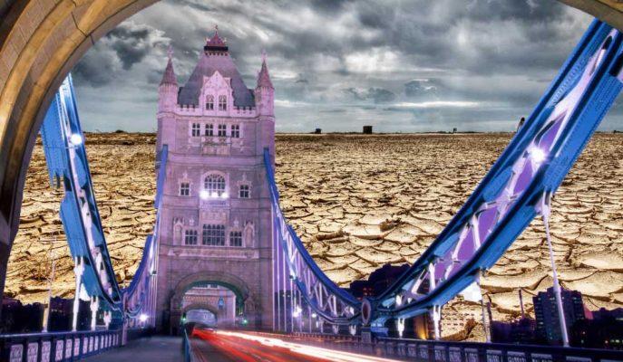 İngiltere Önümüzdeki 25 Yıl İçinde Su Kıtlığı ile Karşı Karşıya Kalabilir