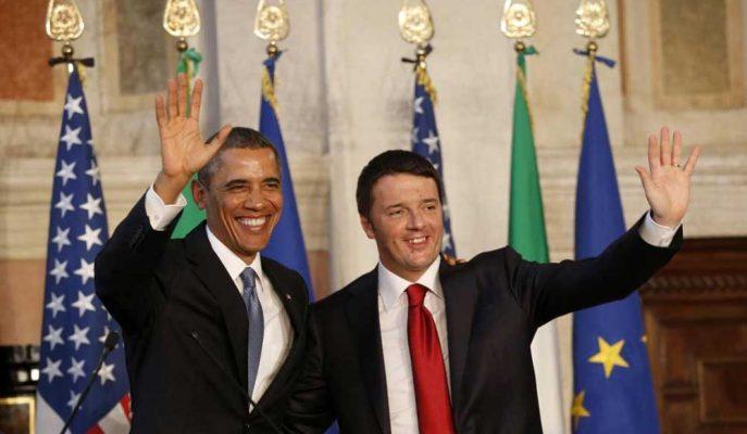 Eski İtalya Başbakanı: Trump'la Değil Obama'yla Çalıştığım için Çok Şanslıyım