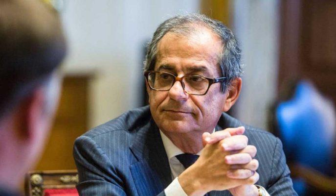 İtalya Maliye Bakanı: Roma'nın En Büyük Sorunu Yatırımcı Güveni