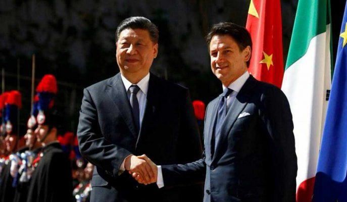 İtalya'nın Çin'le Modern İpek Yolu Projesinde Anlaşmasının Yankıları Sürüyor