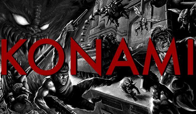 Konami Unutulmaz Yapımlarını Yeni Nesil Oyun Cihazlarına Uyarlıyor