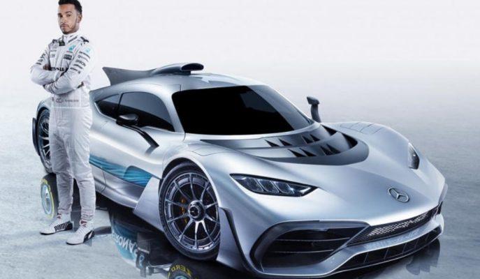 Lewis Hamilton Mercedes-AMG One'ın 1.000 Beygirinden Fazlasını İstiyor!