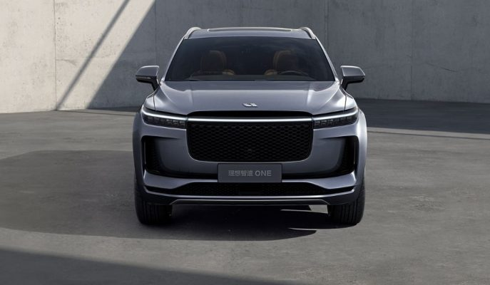 "Li Xiang Auto SUV Dünyasına Volvo Ruhlu ""Hibrit One SUV"" Aracıyla Giriyor!"