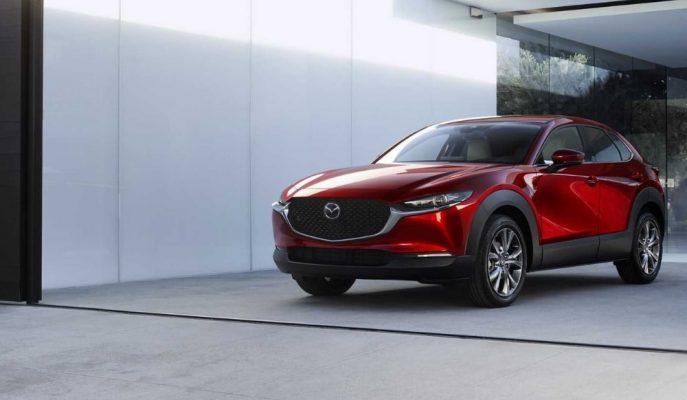 Mazda Cenevre'de Yeni CX-30 SUV Modelini Tanıttı!