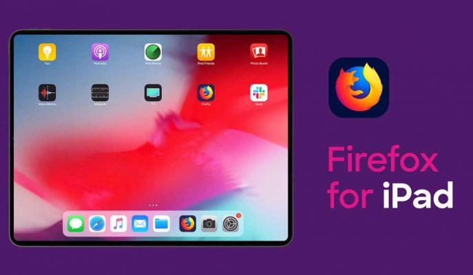 Mozilla iPad'e Özel Firefox Sürümünü Yayınladı!