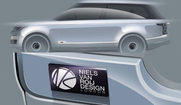 NVRD, Range Rover Coupe'den Aşırı Pahalı 100 Özel Birim Üretilecek