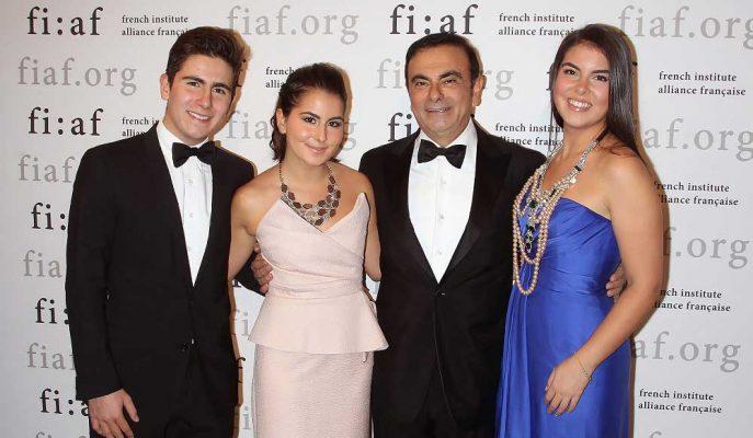 Nissan Carlos Ghosn'un 4 Çocuğunun 601 Bin Dolarlık Stanford Okul Parasını Ödemiş