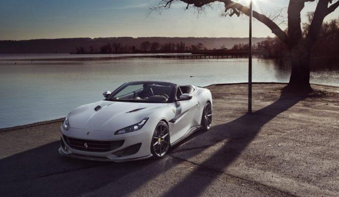 Novitec'ten Güç ve Vücut Kiti Takviyeli Yeni Ferrari Portofino!