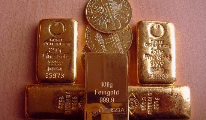 Ons Altın 1305 Dolarla Mart Ayının En Yüksek Seviyesini Gördü