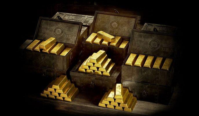 Ons Altın Dolardaki Yükselişle Dünkü Kazançlarını Geri Vererek Sert Geriledi