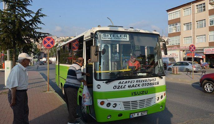 Özel Halk Otobüsü İşletmecilerine Vergi İndirimi Müjdesi!