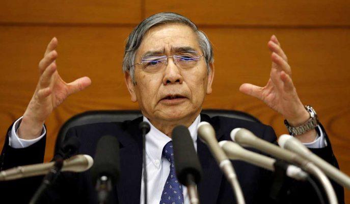 Para Politikasında Değişikliğe Gitmeyen Japonya Merkez Bankası Ekonomi Konusunda Daha Az İyimser