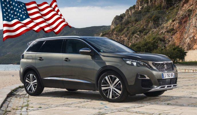 Peugeot Amerika Pazarında Satacağı Modelleri Belirledi!