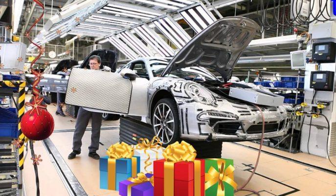 Porsche Çalışanlarına Binlerce Dolar Bonus Dağıtıyor!