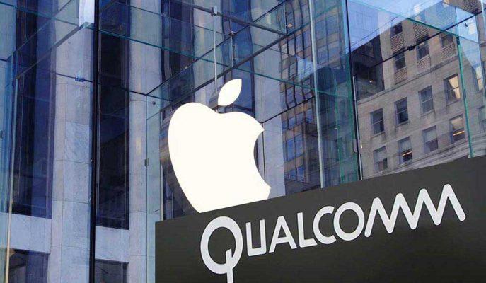 Qualcomm ile Davalık Olan Apple için Federal Mahkemeden Tazminat Kararı Çıktı