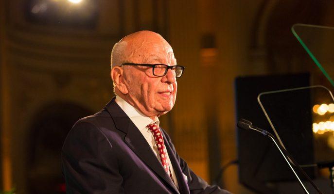 Rupert Murdoch'un Medya Devi Avustralya'dan Google'ı Bölmesini İstedi