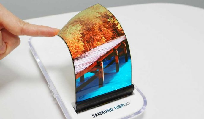 Samsung Esneyebilen ve Sarılabilen Akıllı Telefon Üretmeyi Planlıyor