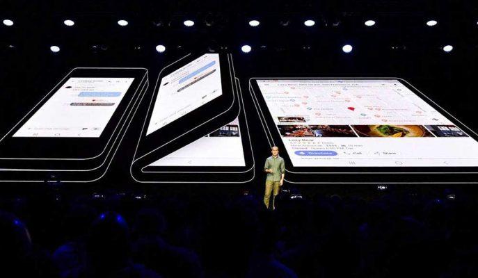 Samsung Katlanabilir Telefon Dünyasına İki Yeni Model Daha Sunmak İstiyor