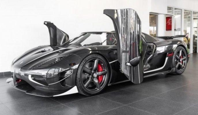 """Koenigsegg Jesko Gelene Kadar """"Agera RS Dranken"""" ile 1.341 Ps'lik Heyecan Yaşayabilirsiniz!"""