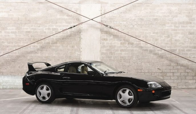 ABD'de Satılan 1994 Toyota Supra Fiyatıyla 3 Tane 2020 Modeli Alınabiliyor!