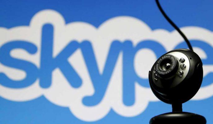 Skype Chrome ve Edge için Web Sürümüne Yeni Özellikler Ekledi
