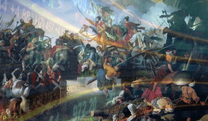 Swap Hamlesi Pirus Zaferi'ni, BIST Hareketleri de Yolda Dökülen Kanı Hatırlatıyor!