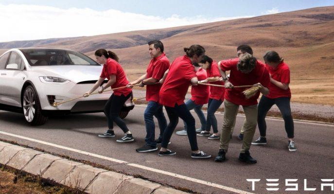 Tesla Çalışanlarından Yardım İstiyor!