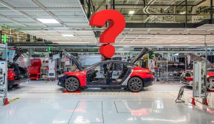OSHA'nın Raporlarına Göre Tesla Çalışanları Aşırı Çalışmaya Zorlanıyor!