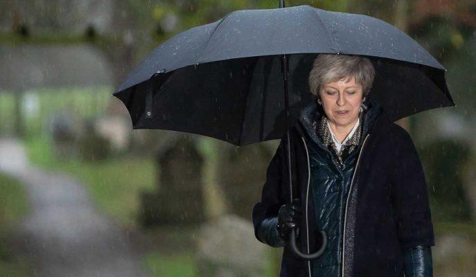 Theresa May'in Brexit'i Kazanması için İhtiyaç Duyduğu Oylar Açıklandı