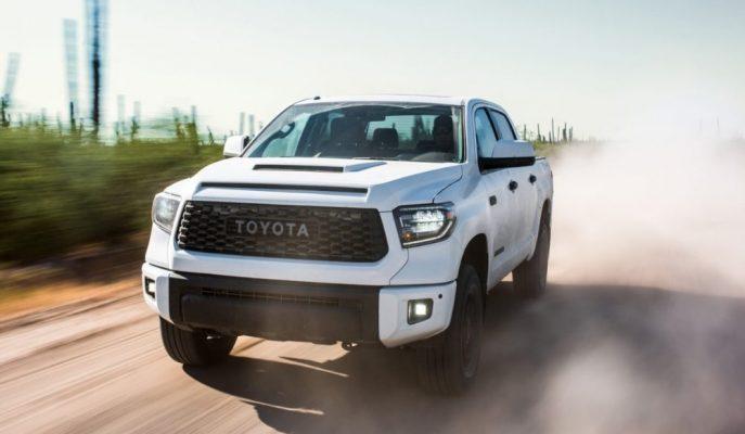 Toyota Aldığı Özel Bir Patentle Pick-up Sahiplerini Sevindirecek!
