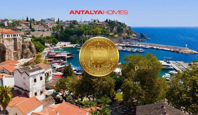 Türk Emlak Acentesi Antalya Homes Bitcoin ile 9 Ev Sattı