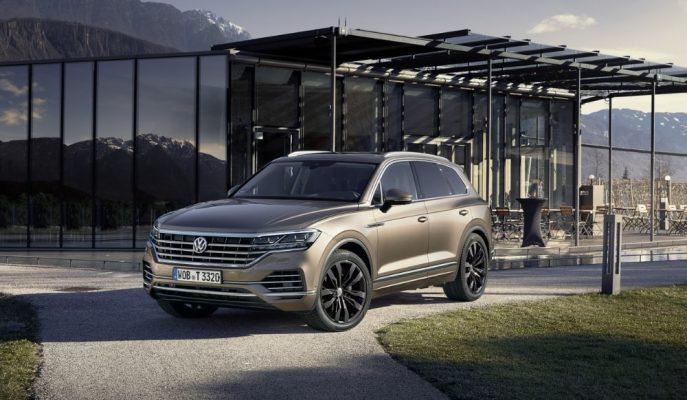"""Jürgen Stackman: """"VW Touareg V8 TDI Koleksiyonluk Bir Araç Olacak"""""""