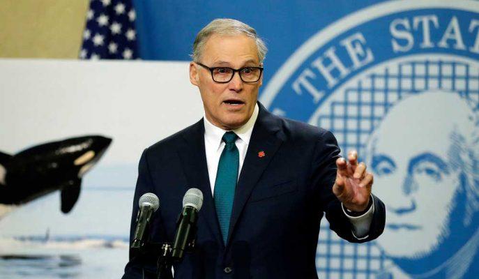 Washington Valisi Jay Inslee Odağında İklim Değişikliği ile 2020 Başkanlık Yarışına Katıldı
