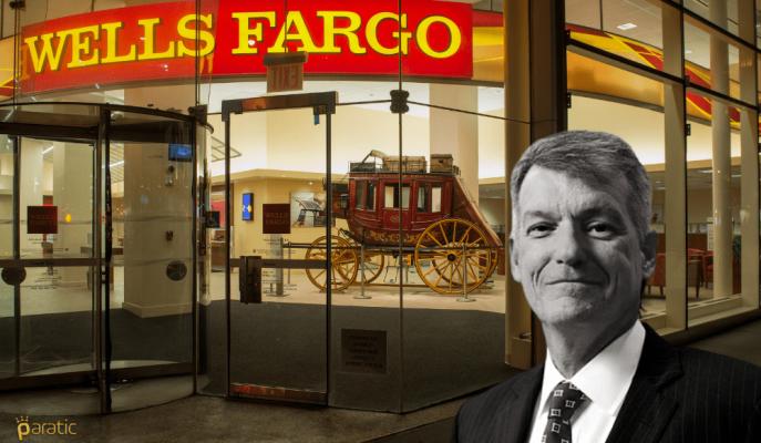 Wells Fargo CEO'su Tim Sloan İstifa Etti! İstifa Çağrıları ve Washington Etkili Oldu!