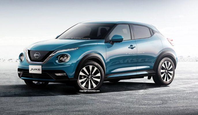 2020 Yeni Nissan Juke'nin Üretim Modeline Dair En Yakın Dijital Çalışma!