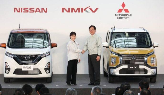 Nissan ve Mitsubishi Kei Araçları Yeni Dayz ve eK-X'i Yarı Otonom Sürüşle Getiriyor